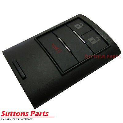 New Genuine Holden Captiva Key Transmitter Part 95137227