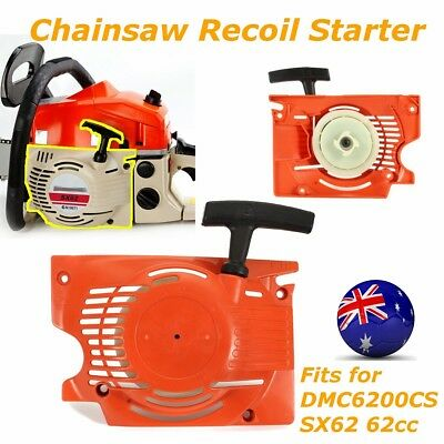 AU Chainsaw Recoil Starter Replacement for Baumr-ag SX6262cc DMC6200 Chain Saw