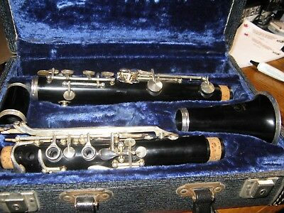 "Vintage DY  Clarinet ""As-Is"""