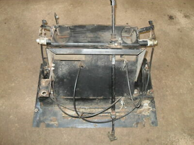 David Brown 1290/1390 Cab Heater & Dash Mounting Steel Frame Assembly