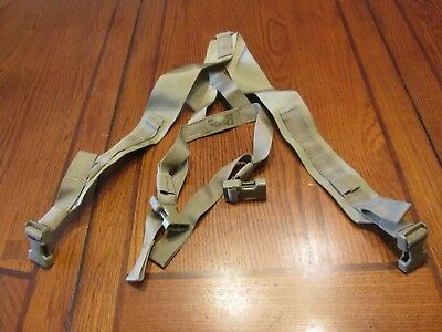 NEW USGI issue Multicam OCP Shoulder Harness Suspenders For TAP Panel Pouch
