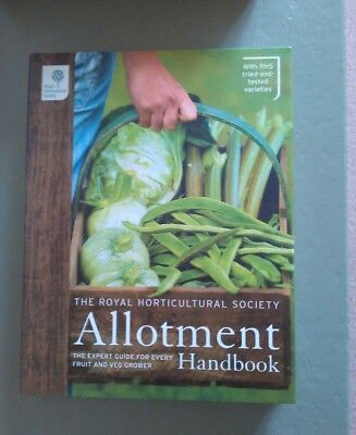 the Royal Horticultural Society allotment handbook