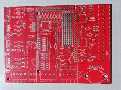 Speeduino 0.3.7 PCB arduino ecu standalone engine management not megasquit
