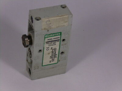 Numatics L22PP452O000000 L Series Air Pilot Valve  USED