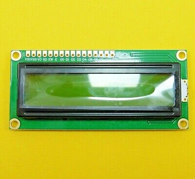 1602 Module 5V LCD Board Green Screen 1602A LCM Character Display 16x2