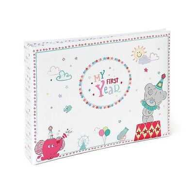 Me to You Tiny Tatty Teddy Baby My First Year Photo Album - new design 2018