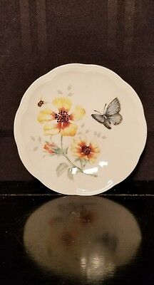 "Lenox "" Butterfly Meadow"" 6 inch  Party plate"