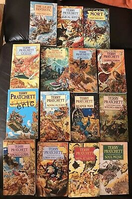 Cpcs a40 slingersignaller theory test questions answers plus terry pratchett discworld books 2 16 15 books excellent condition fandeluxe Images