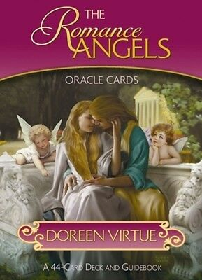 Hay house The Romance Angels Deck Doreen Virtue Oracle Cards Set