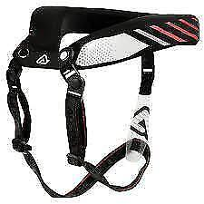 New 2018 Acerbis Kids/Youth Race Collar Neck Brace 4-10yrs childrens black mx