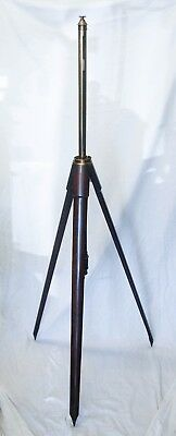 George Iii Mountain Stick Barometer By Edward Troughton London