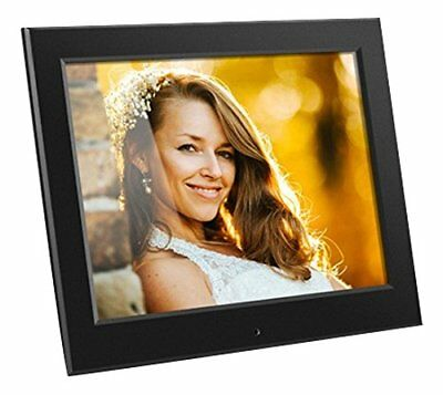 Aluratek (ASDPF08F) 8 inch Slim Digital Photo Frame with Auto Slideshow Feature