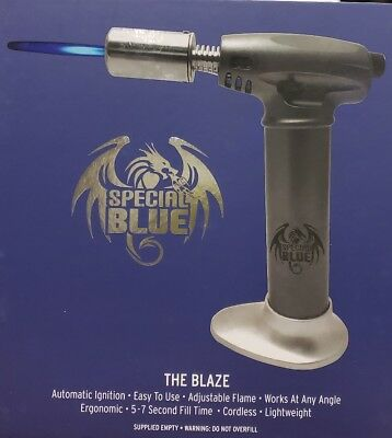 Special Blue - THE BLAZE - Professional Butane Torch