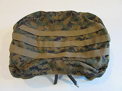 Marine~Military~Ilbe Gen 2 Main Pack Lid~Dust Cover~Excellent Cond~Free Ship!