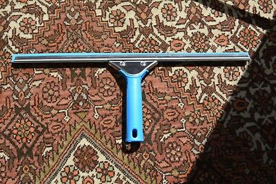 Window Cleaning Squeegee & 18 inch stainless channel  Trident Brand  NEW