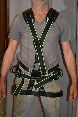 Full Body Harness , crazy nice, nice  CE CERTIFIED
