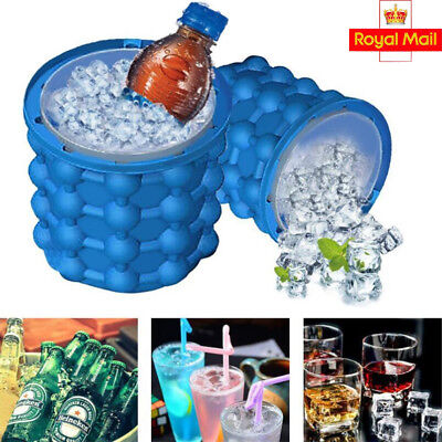 New Ice Cube Maker Genie The Revolutionary Space Saving Ice Cube Maker Ice Genie