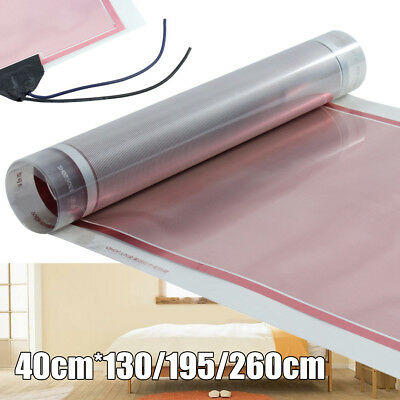 Electric Under Laminate / Aluminum Underfloor Heating Film Mat Kit Far Infrared