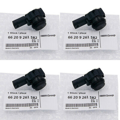 Set of 4 OEM 66209261582 Original PDC Parking Sensor Fit BMW F32 F31 F30 F22 F20