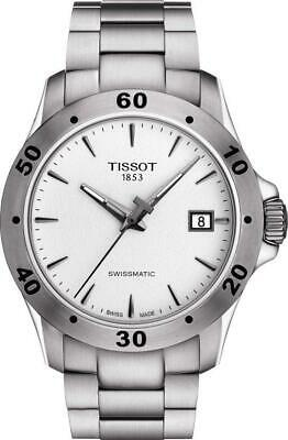 Tissot Men's V8 Swiss Matic Automatic Stainless Steel Watch T106.407.11.031.01