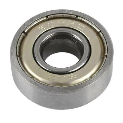 Pack of 10 Balls Bearing 608ZZ ID/Bore 8mm/22mm/7mm 608Z By VXB Bearings 608-zz.