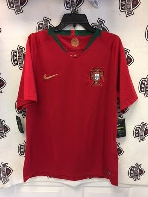 CRISTIANO RONALDO 2018 Portugal World Cup Home Red Jersey Nike Youth ... 2749645c5