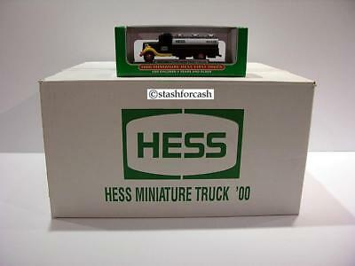 "2000 ""First Hess Truck"" Mini - Case of 24"
