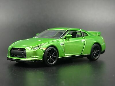 2007-2016 Nissan Gtr R35 Skyline Rare 1:64 Collectible Diorama Diecast Model Car