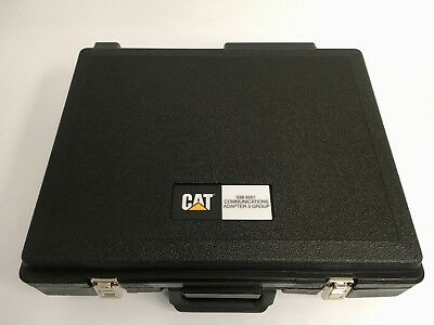 NEW GENUINE CAT Communication Adapter Toolkit 538-5051 + Truck Engine Adapters