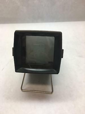 VINTAGE Pana-Vue 2 GAF Brand SLIDE VIEWER Brown PLASTIC Metal STAND