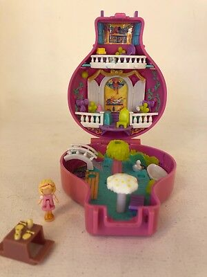 Vintage - Polly Pocket - 1997 - Up Up and Away