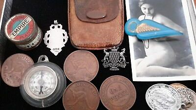 Antique Curios bulk lot