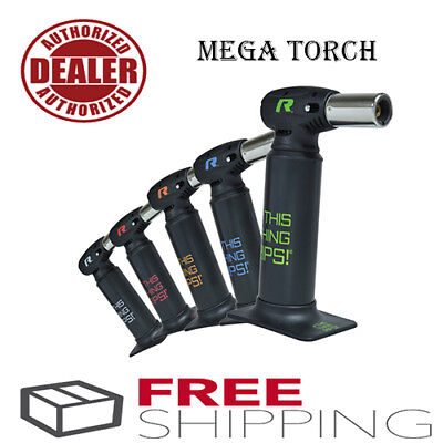 This Thing Rips! R Series Mega Torch - NEW ITEM!! FREE S/H Authorized Dealer