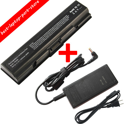 Li-ion Laptop Battery for Toshiba Satellite PA3534U-1BRS L305 L505 A205 A505 BT