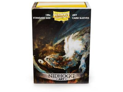 Dragon Shield Type Nidhogg 100 Protective Sleeves Cases Standard Card Holder
