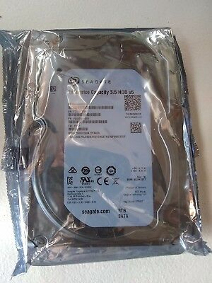 Seagate Hard Drive ST3000NM0005 3TB 3.5 SATA III 6Gb/s Enterprise 512n 128MB NEW