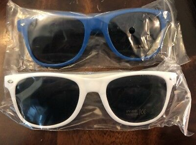 Pinnacle Vodka Sunglasses - Choice of Blue or White - BRAND NEW!