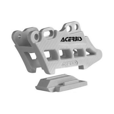 Acerbis 2410980002 Chain Guide - White