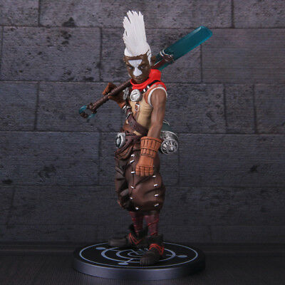 LOL League of Legends Ekko Action PVC Decoration Collection Figurine Toy Gifts