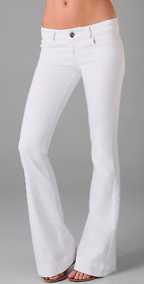 J Brand Blanc Jeans NWT/NWOT , love story,tailored flare,+ more sizes 23 & 24