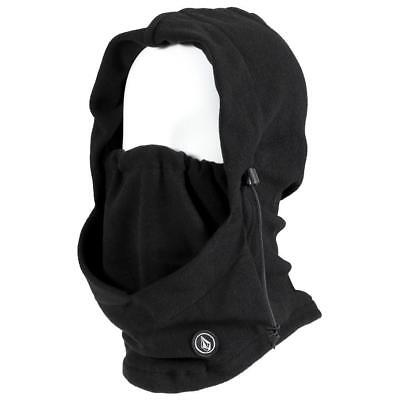 Volcom Travelin Black Snowboard Hood Thingy