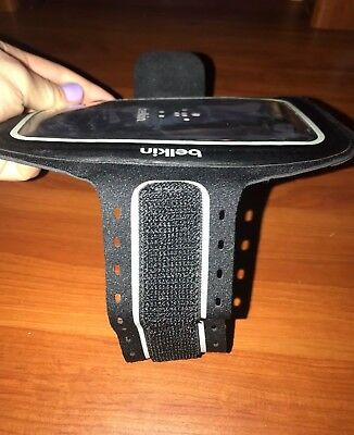 Belkin iPhone Armband- Black- 6/6s SLIM-FIT Plus - Used Once!