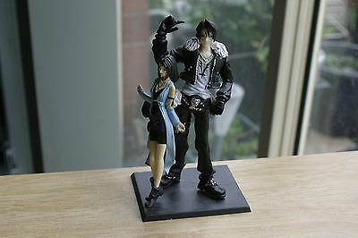 Final Fantasy VIII Squal & Rinoa figures lot