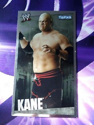 Slam Attax Evolution Kane Mega carte XXL Collector Limited cards WWE catch wrest