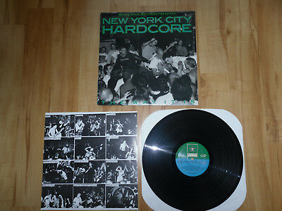 "V/A - New York Hardcore ""The Way it is"" Vinyl-LP SxE Revelation Records"
