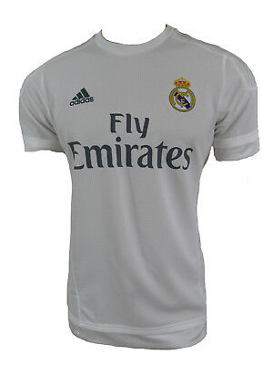 ADIDAS REAL MADRID Maillot Wc Blanc GR.S EUR 44,95