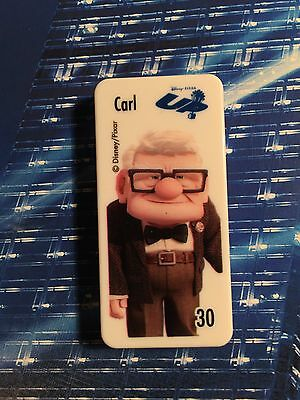 Woolworths DISNEY PIXAR STAR CARL from the UP movie is Domino No:30