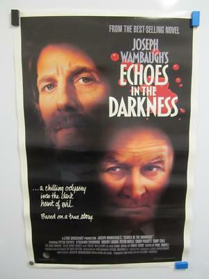 ECHOES IN THE DARKNESS Stockard Channing Peter Coyote Original Movie Poster