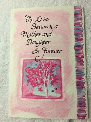 Blue mountain arts greeting card the love between a mother blue mountain arts greeting card the love between a mother and daughter is 4ever m4hsunfo Image collections