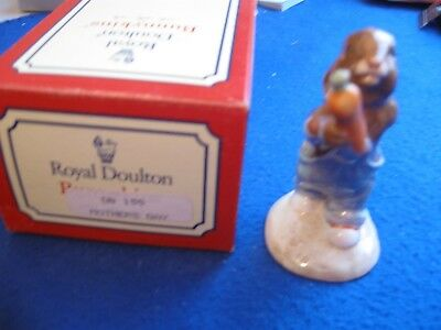 Royal Doulton Bunnykins Entitled  Mother's Day,  Db155,  Boxed